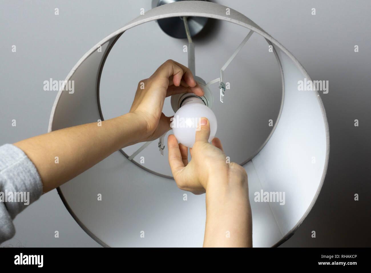 Deckenleuchten lampen wechseln ikea basisk lampe wechseln ikea