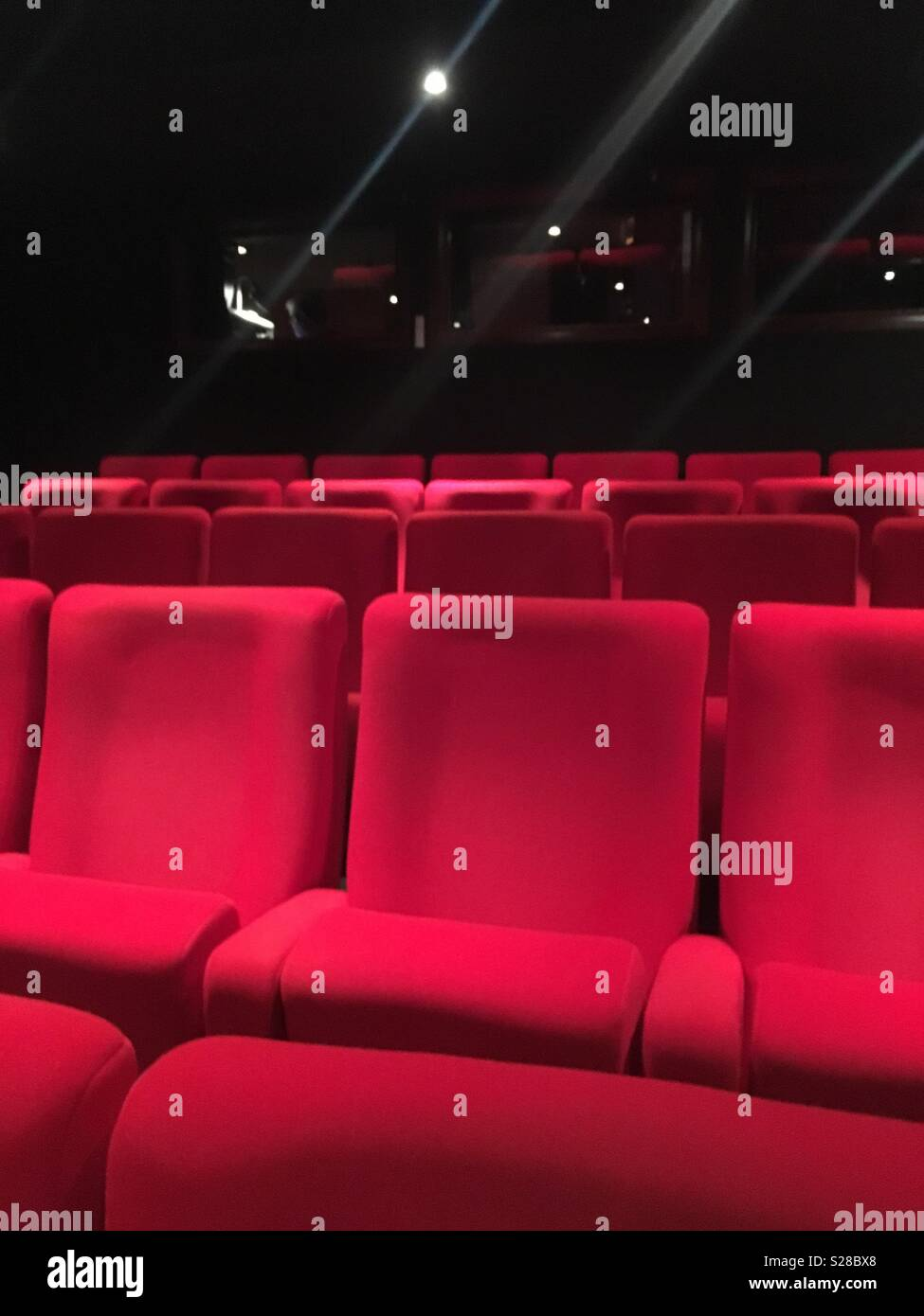 Kinosessel Theaterstühle Cinema Seating Stockfotos Cinema Seating Bilder Alamy