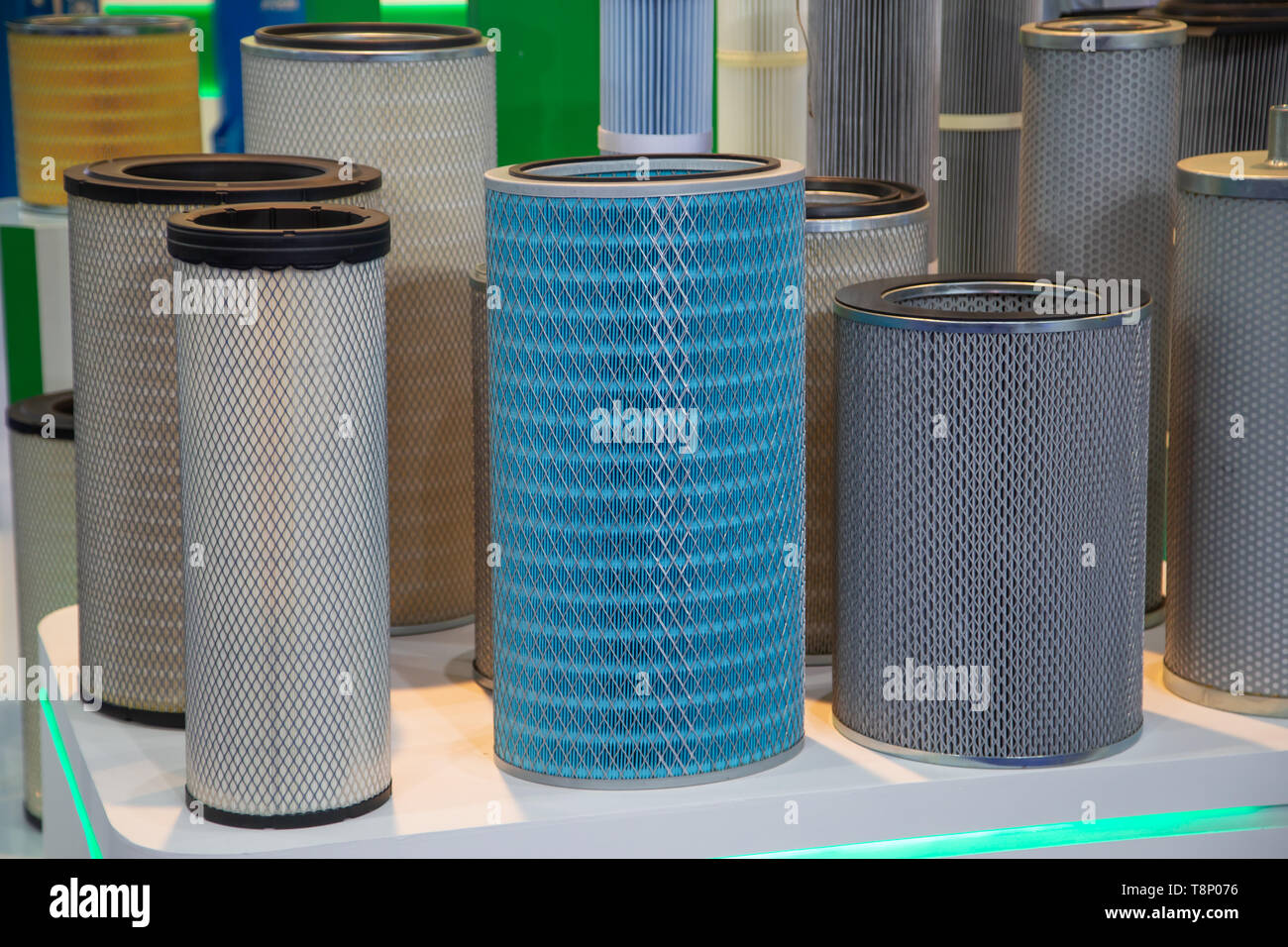 Metallfilter Industrie Filter Mesh Stockfotos Filter Mesh Bilder Alamy