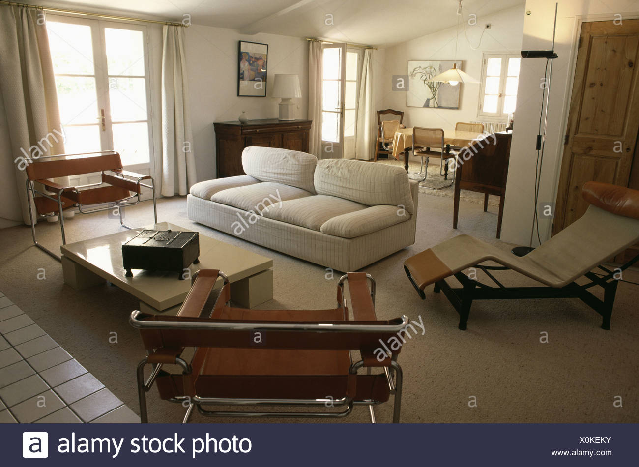 Moderne Esszimmer Sessel Marcel Breuer Chair Stockfotos Marcel Breuer Chair Bilder Alamy