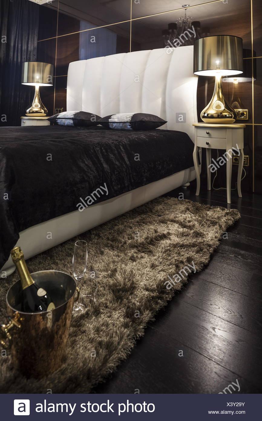 Dunkle Farbe Schlafzimmer | Hier Fühlen Sich Männer Pudelwohl Und ...