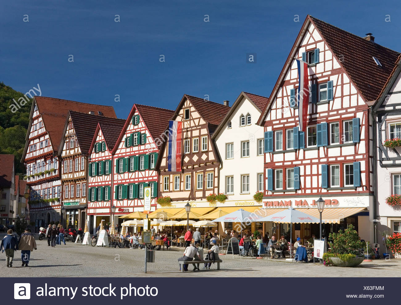 Deko Bad Urach Urach Stockfotos Urach Bilder Alamy