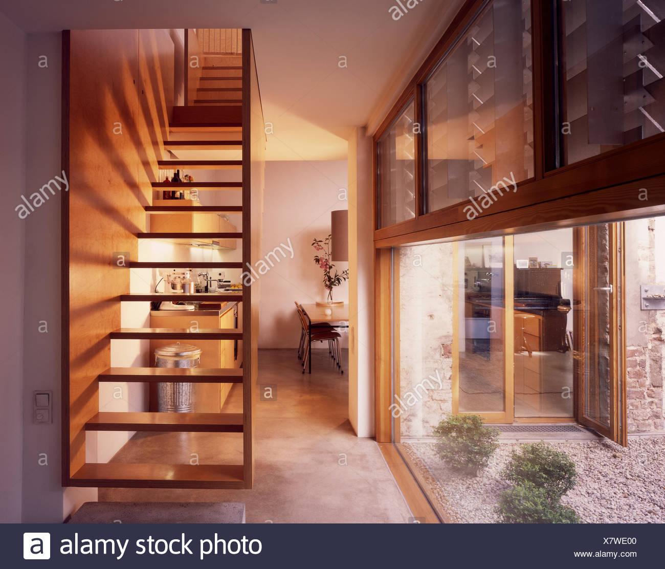 Küche Wohnzimmer Offen Modern | Pin Von Crystal Cruz Auf Home ...
