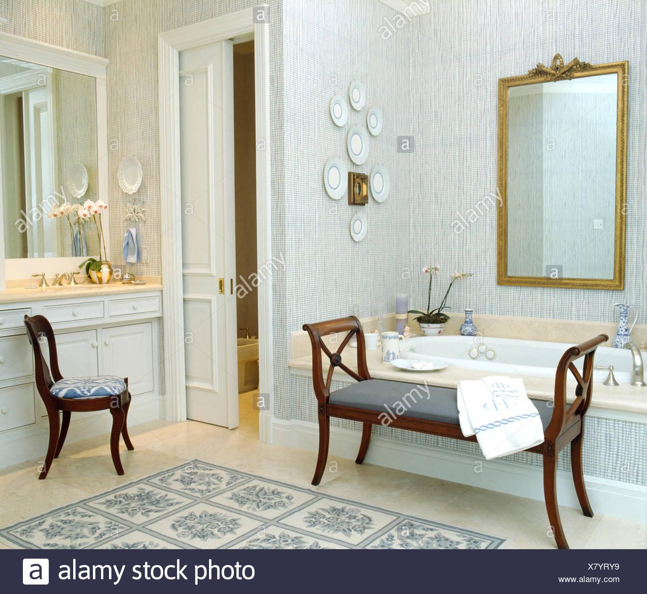 Stühle Badezimmer | Badezimmer Stuhl Schickes Stuhl Schienen Im ...