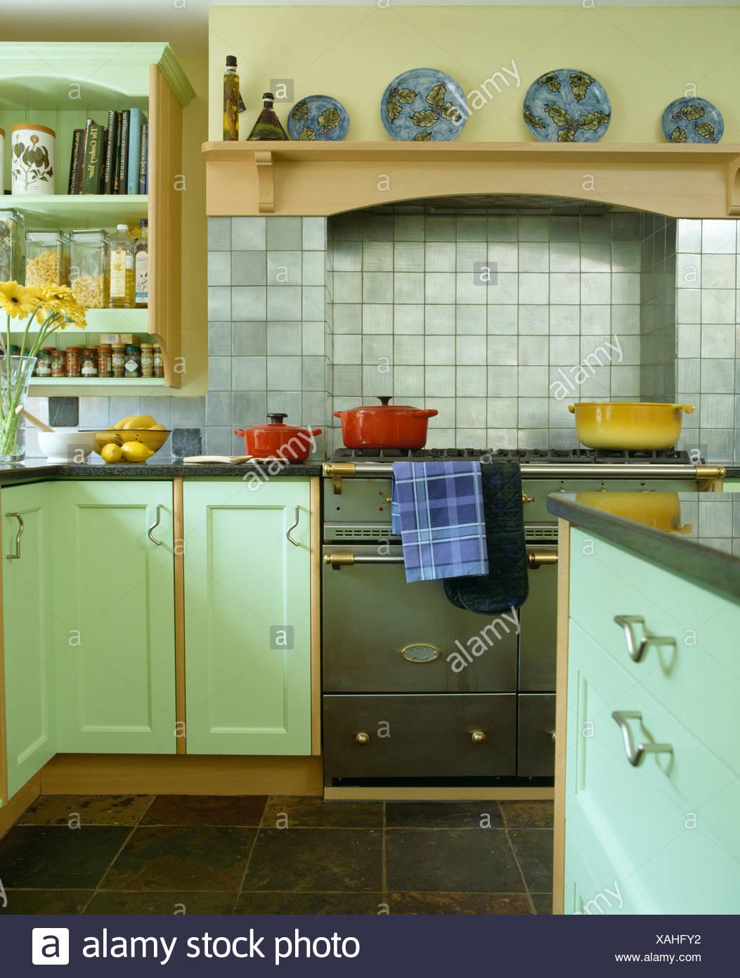 Landhaus Küchen Fliesen   Fliesen Küche Landhaus Bad Ok