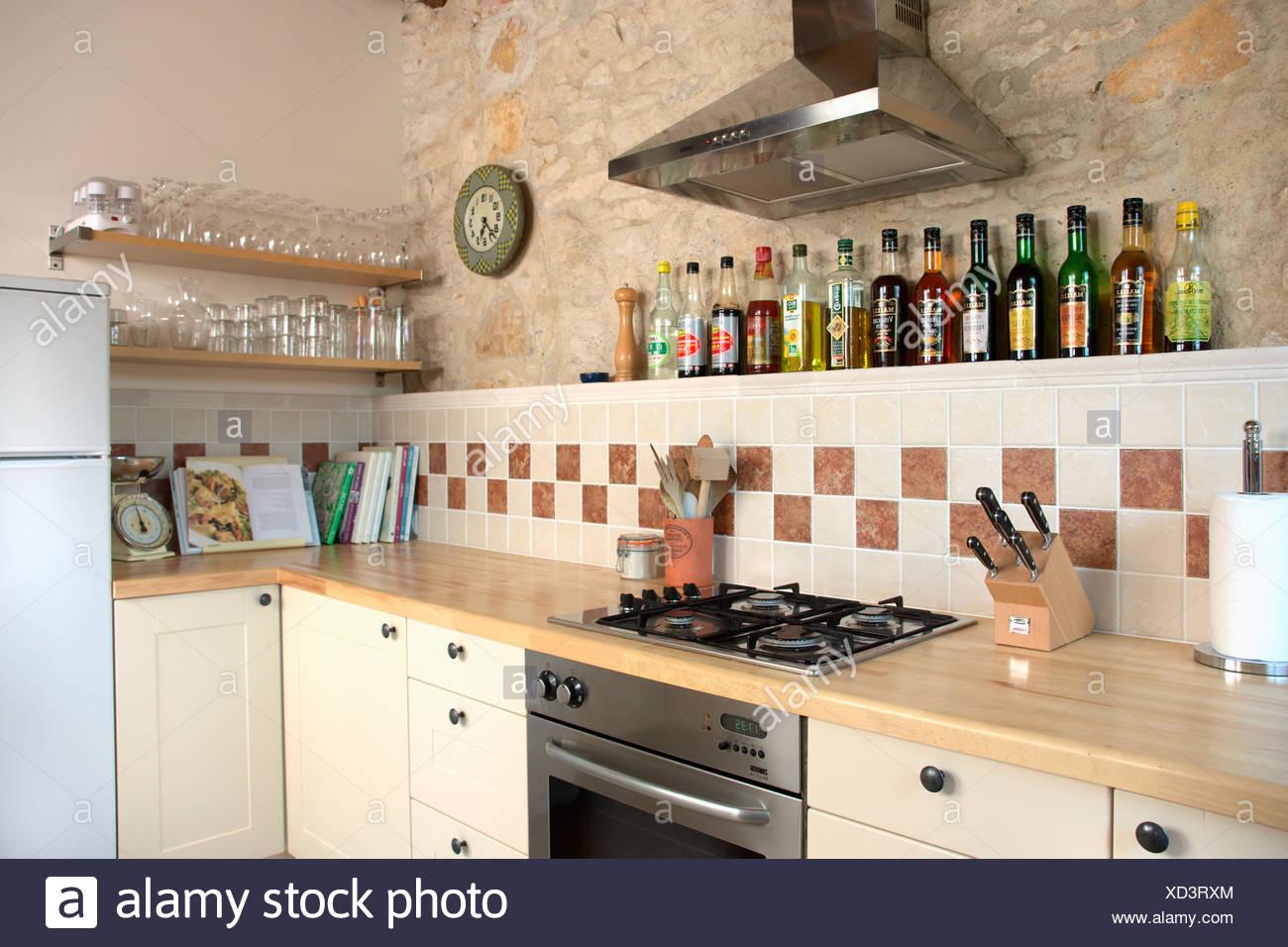 Outdoor Küche Steinmauer : Backofen für kleine küche holzküche nach maß großzügige
