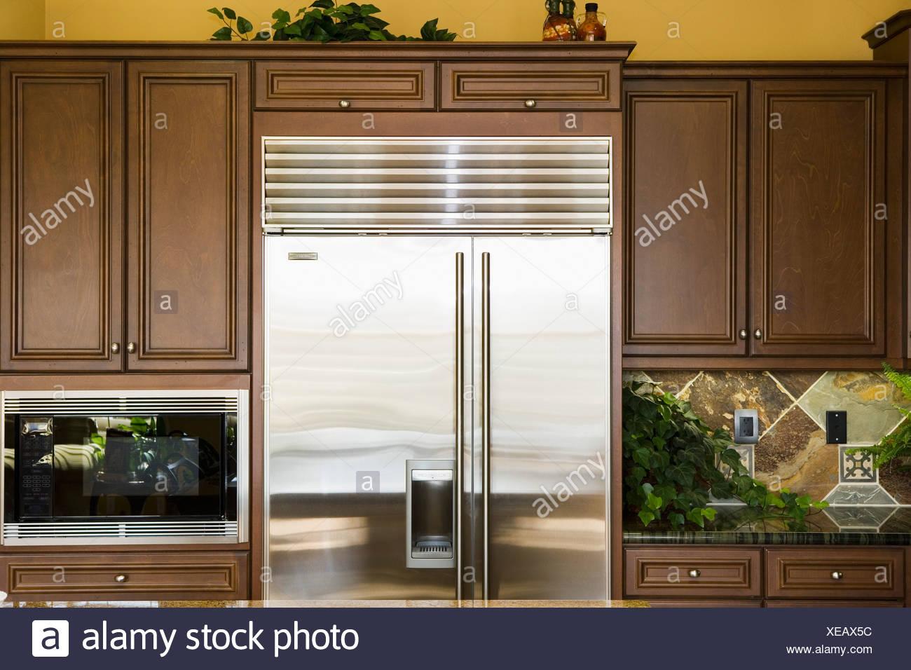 Aeg Kühlschrank Rkb64024dx : Edelstahl kühlschrank edelstahl kühlschrank in der küche