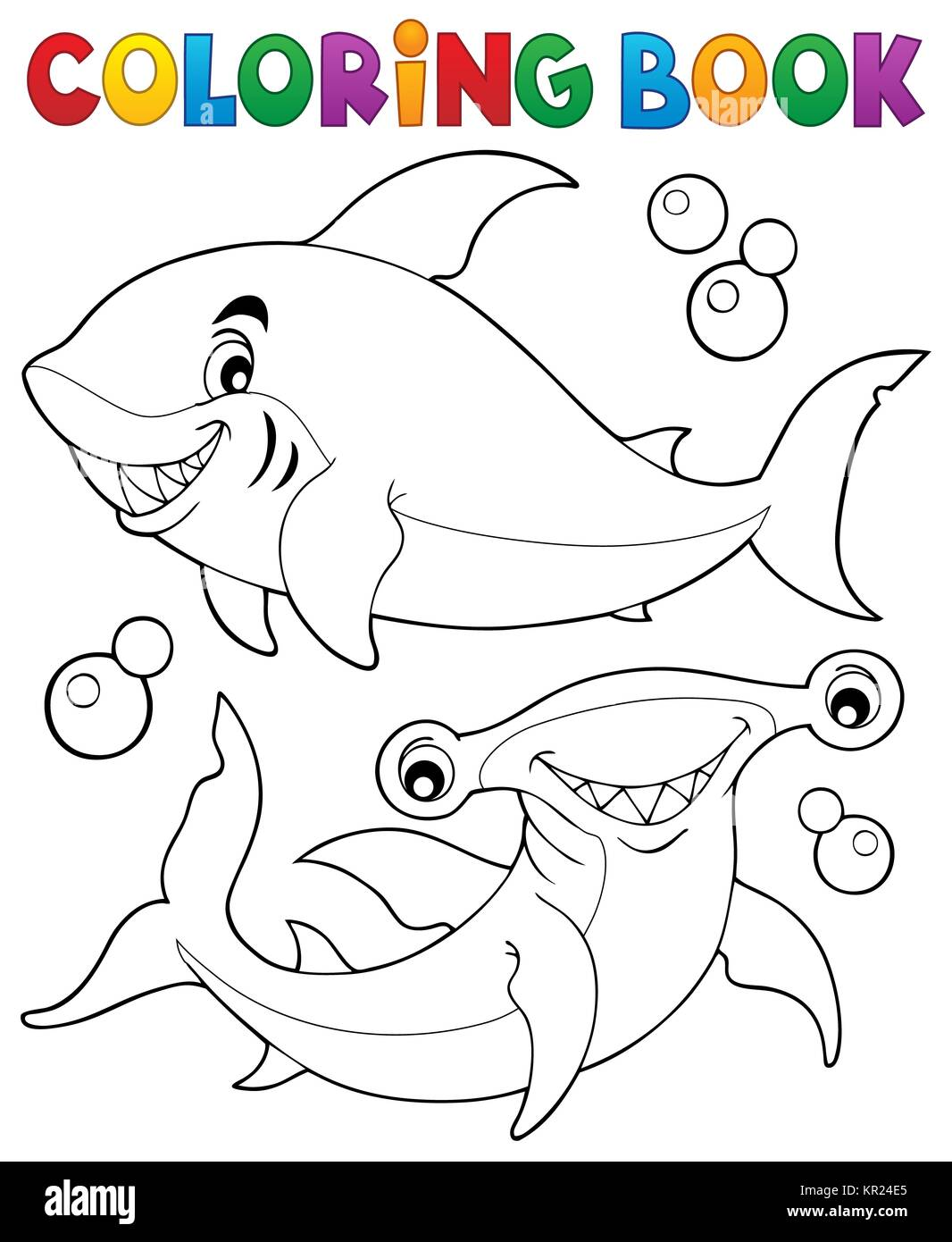 Big Fish Libro Illustration Big Fish Coloring Imágenes De Stock Illustration