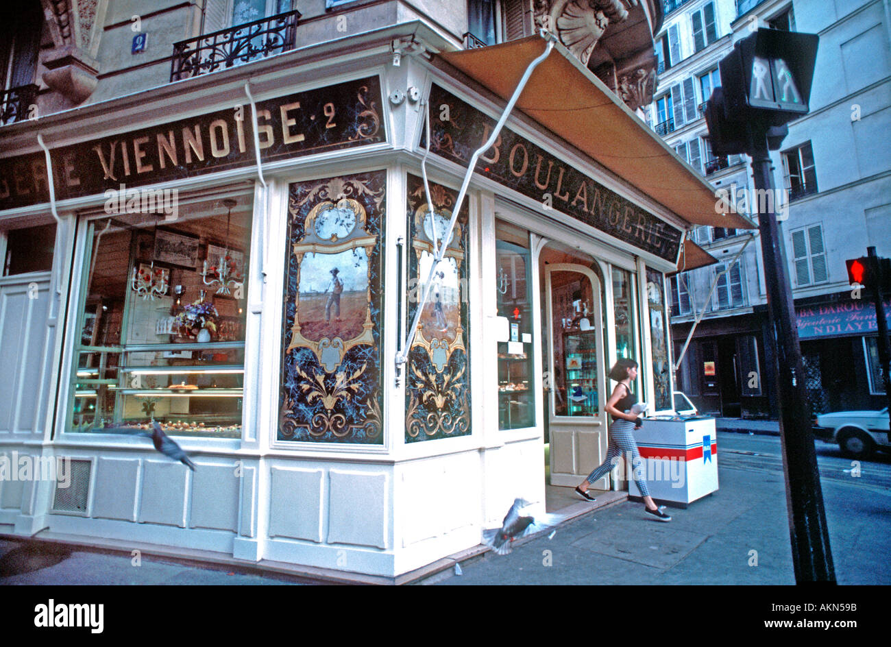 Exterieur Vintage 39old French Bakery Shop 39 39paris France 39 Boulangerie