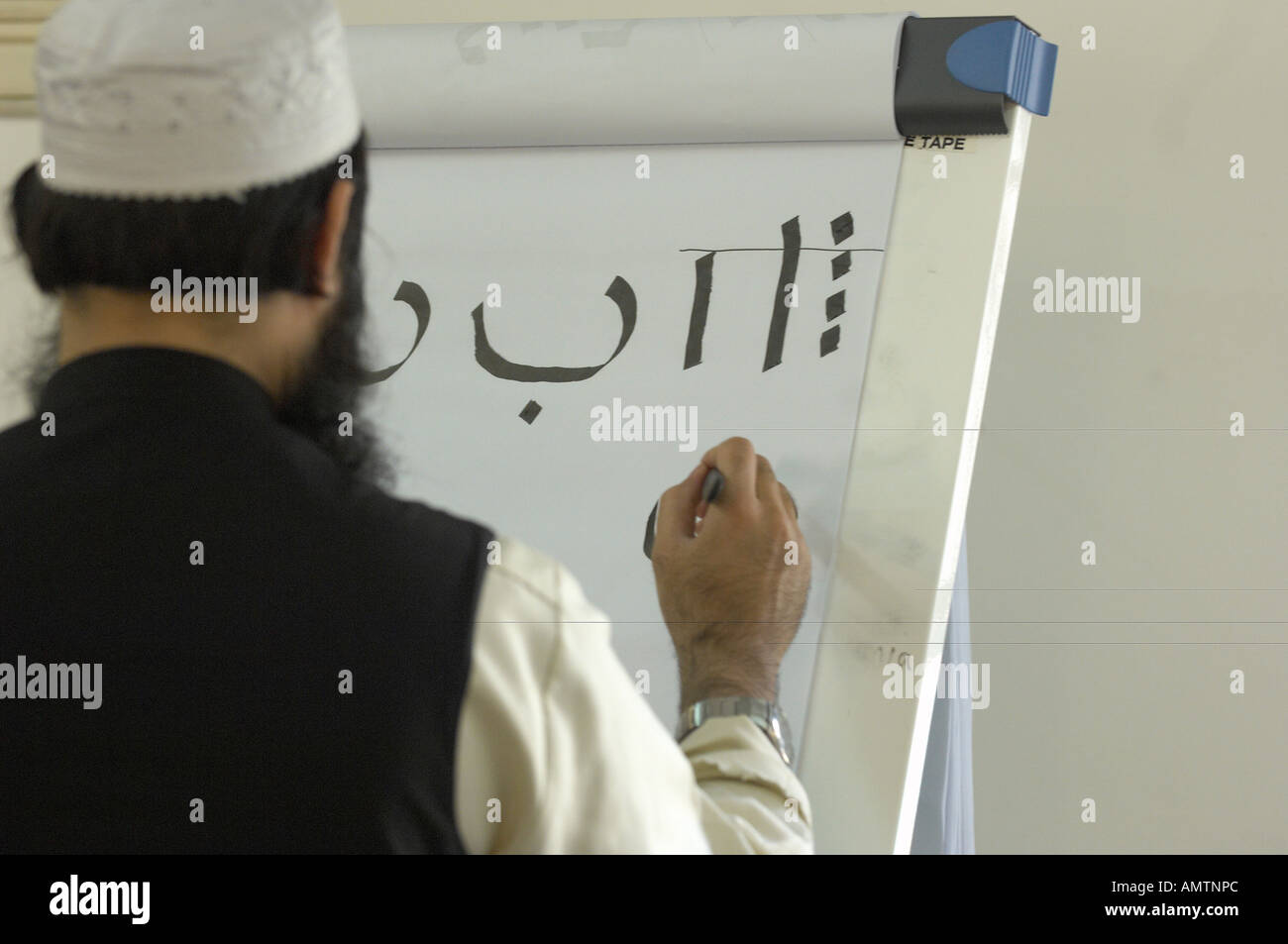 Calligraphie Arabe Clavier Écriture Arabe Photos Écriture Arabe Images Alamy