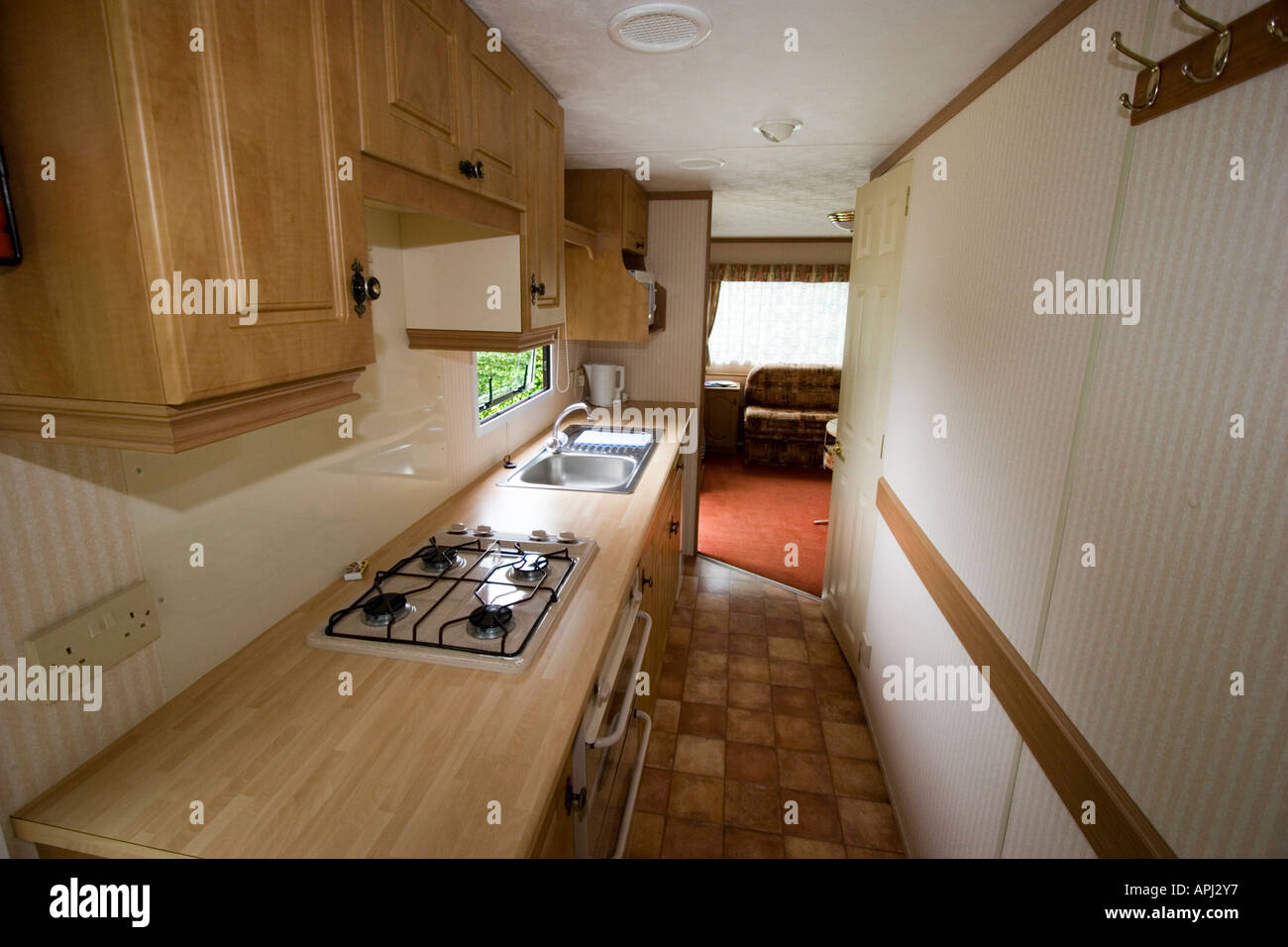 Luxe Caravan Interieur Luxury Caravan Inside Photos Luxury Caravan Inside Images Alamy