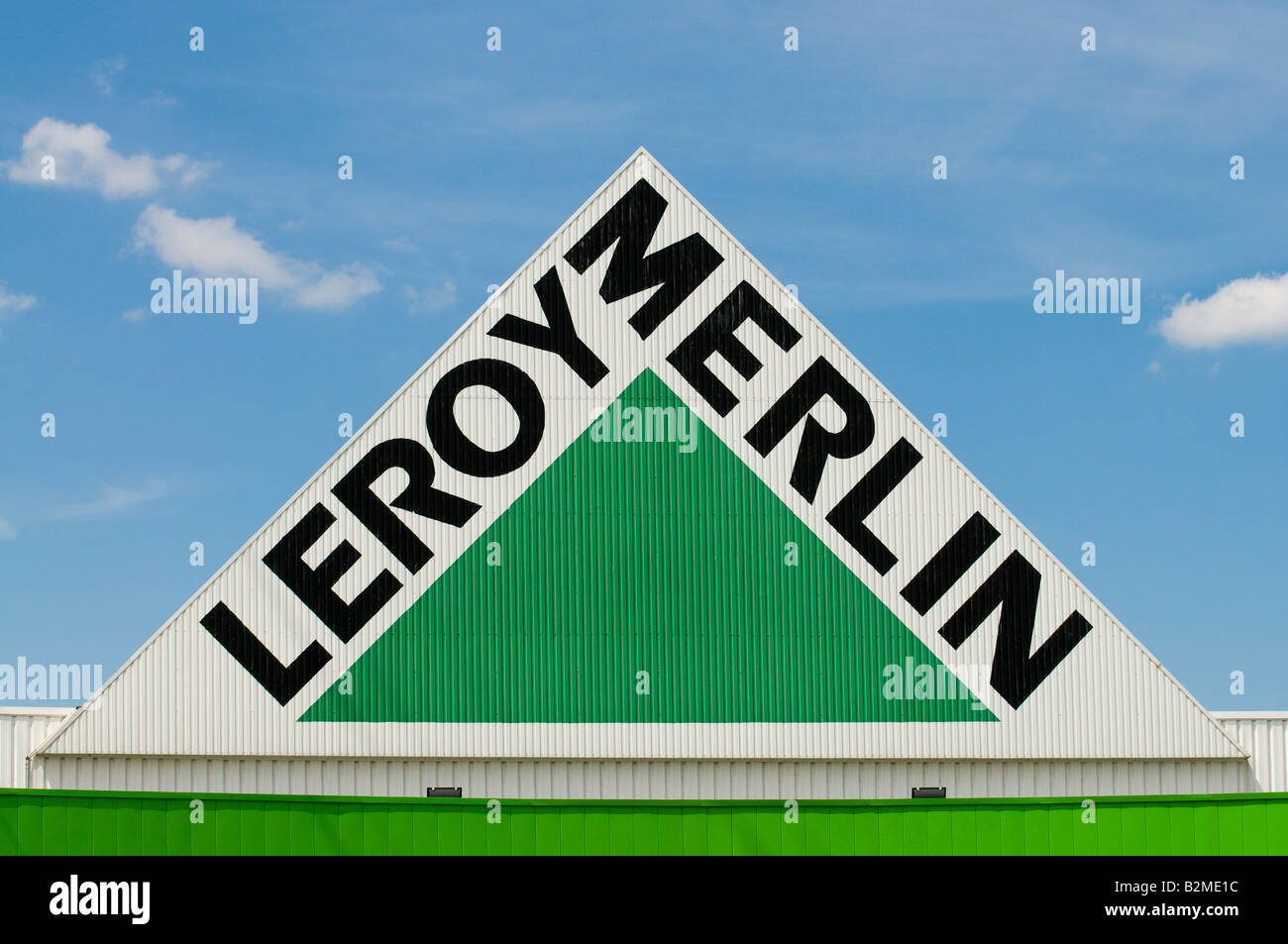 Leroy Merlin Magasin En France Leroy Merlin Store Photos Leroy Merlin Store Images Alamy