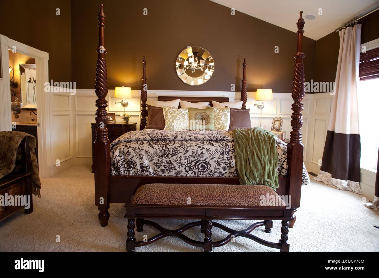 Décoration Chambre Des Maitres | Magnifique Maison De Vacances ...