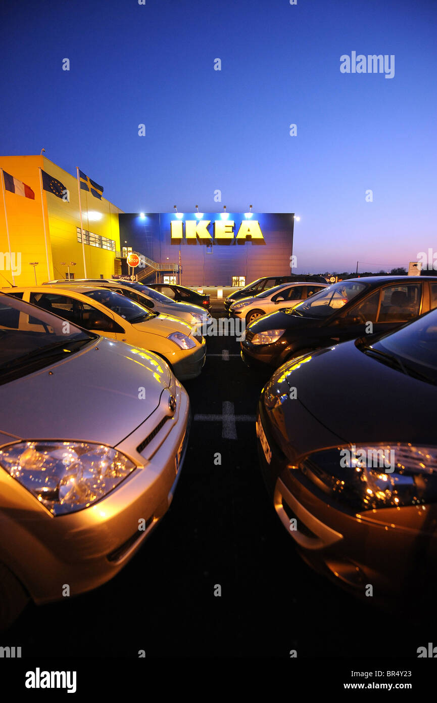 Magasin Ikea Henin Beaumont Henin Photos Henin Images Alamy