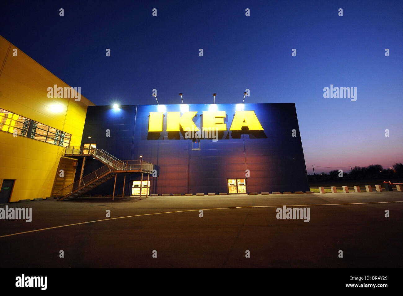 Magasin Ikea Henin Beaumont Henin Beaumont 62 Magasin Ikea Banque D Images Photo Stock