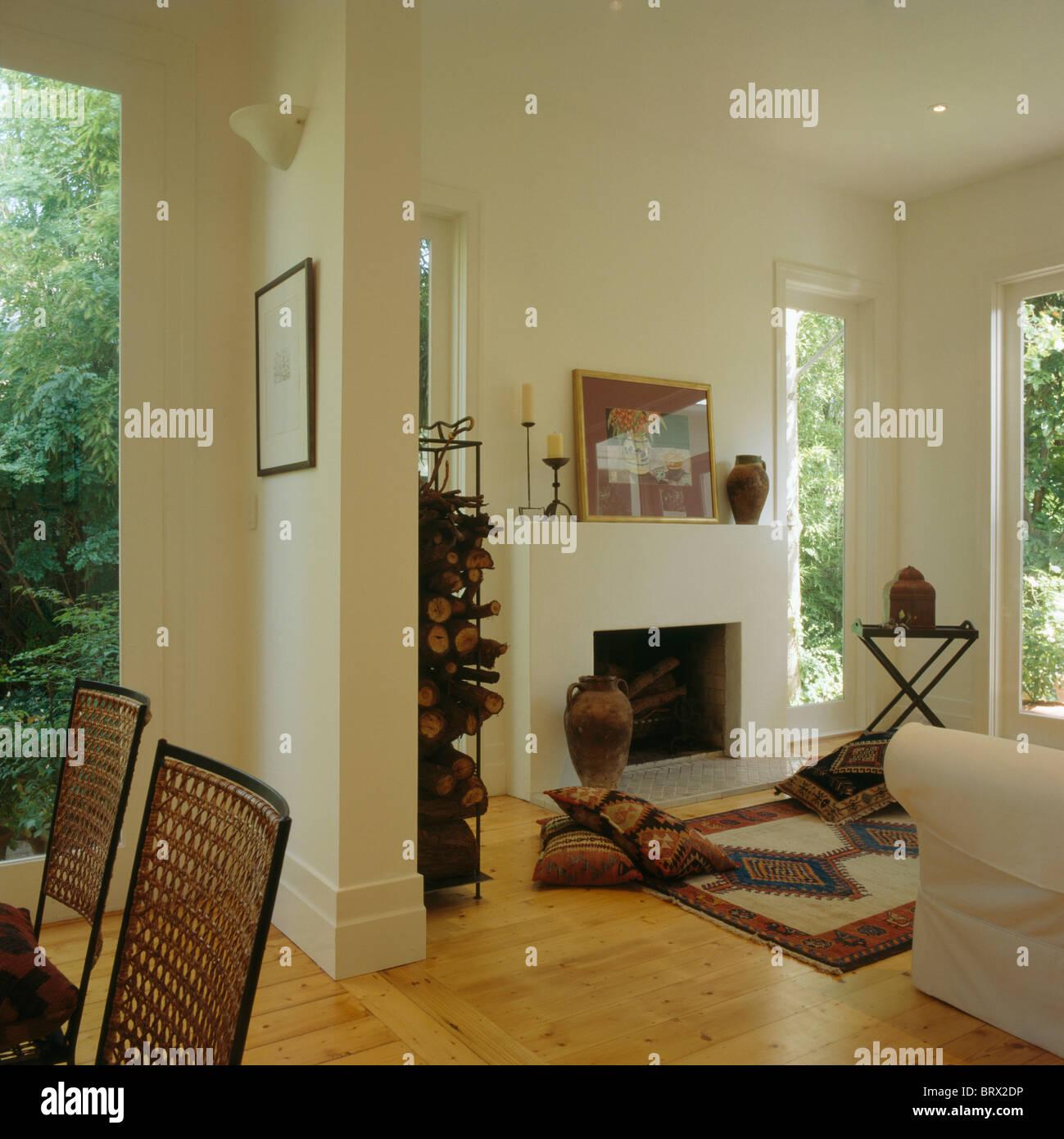 Parquet Salon Moderne