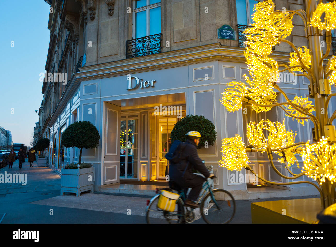 Magasin Led Paris Christian Dior Shop Front Photos And Christian Dior Shop