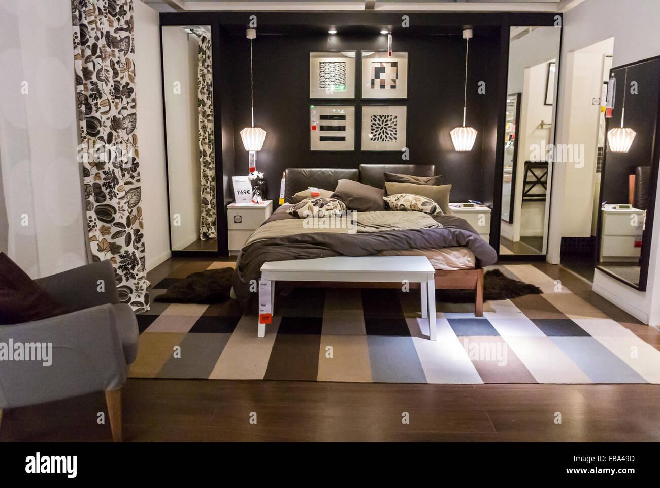 Chambre Coucher Moderne Ikea | Chambre A Coucher Ikea Onestopcolorado