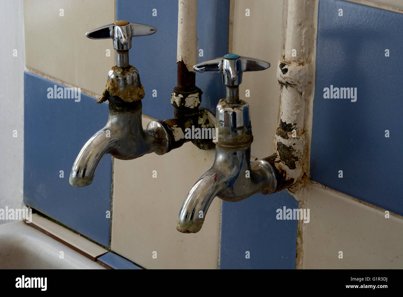 Robinets Anciens Old Taps Photos Old Taps Images Alamy