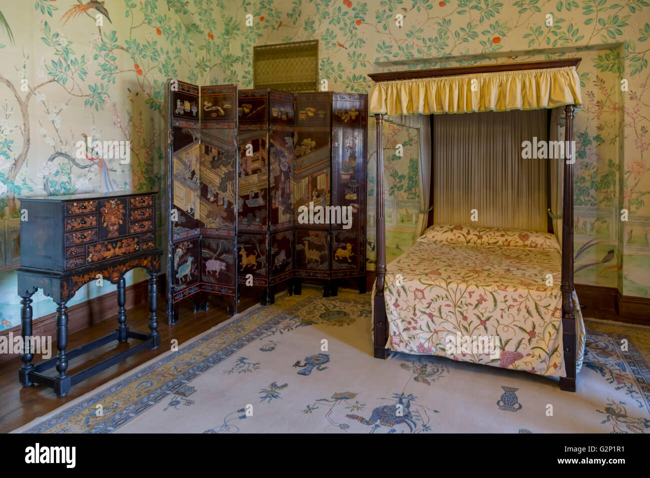Chambre Chinoise | Letheron Chambres Et Tarifs