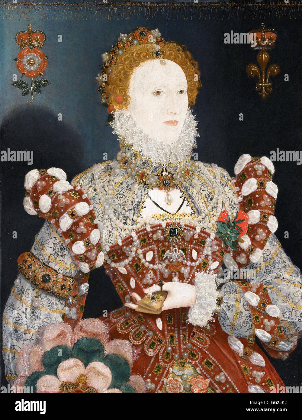 Sessel Queen Elizabeth Queen Elizabeth I Portrait Photos Queen Elizabeth I Portrait