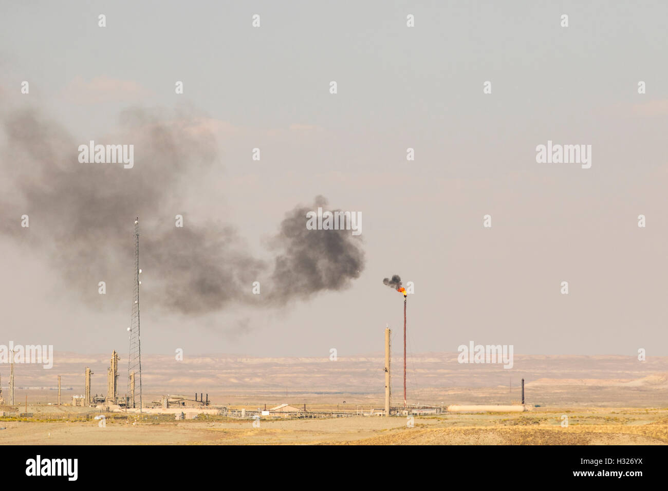 Feu De Chemin Cheminée Pollution De L Air Climate Photos And Climate Images Alamy
