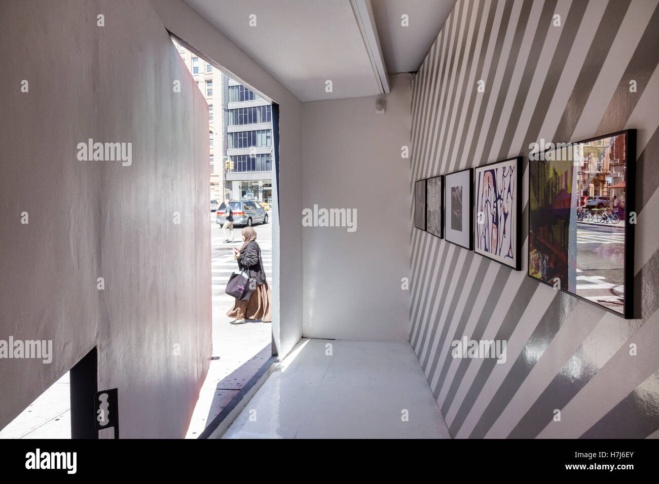 Architecte D'intérieur New York Lower Manhattan New York City New York Ny Storefront For Art And