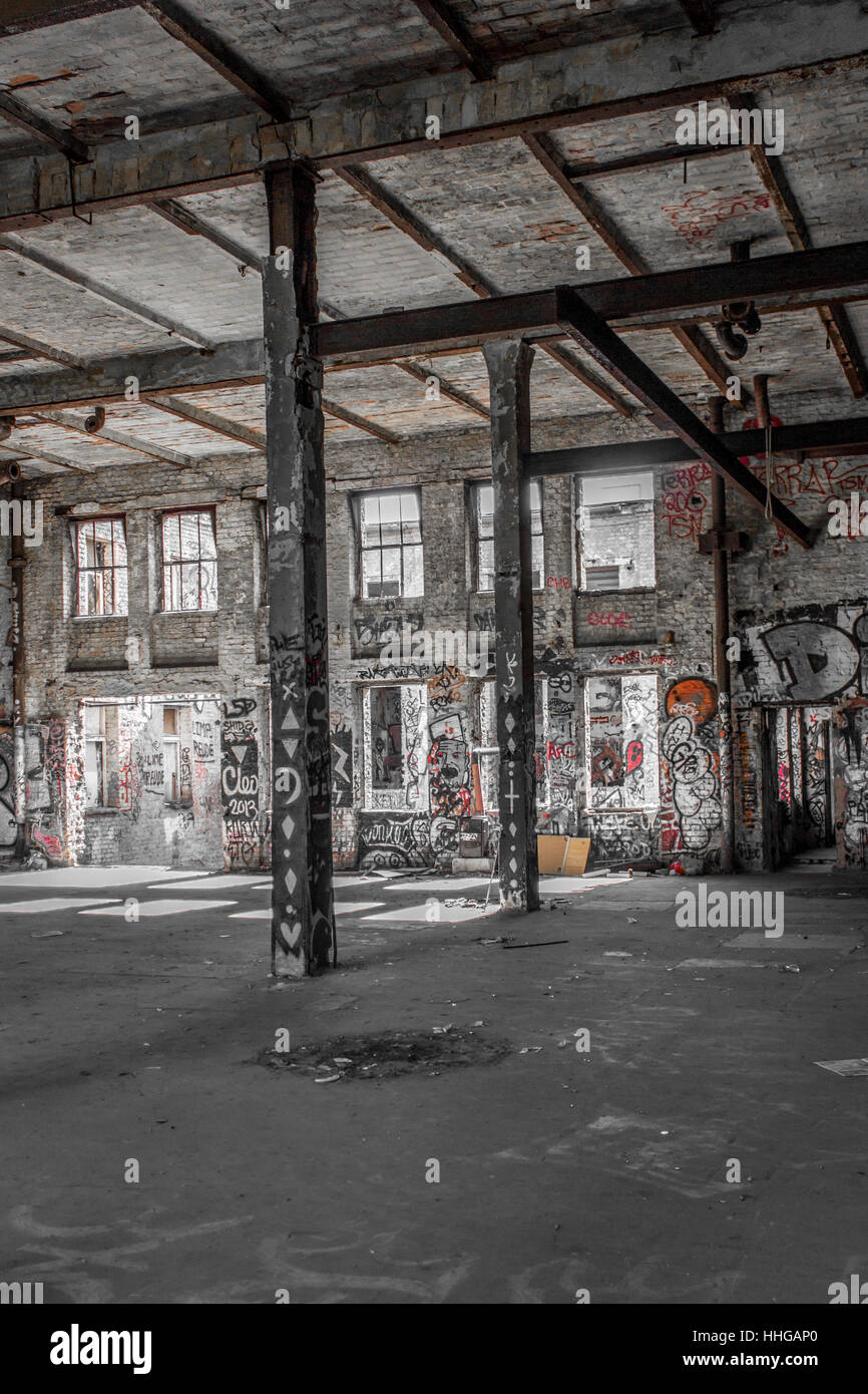 Chambre Loft Industriel | Style Industriel Loft Trendy Fabulous ...