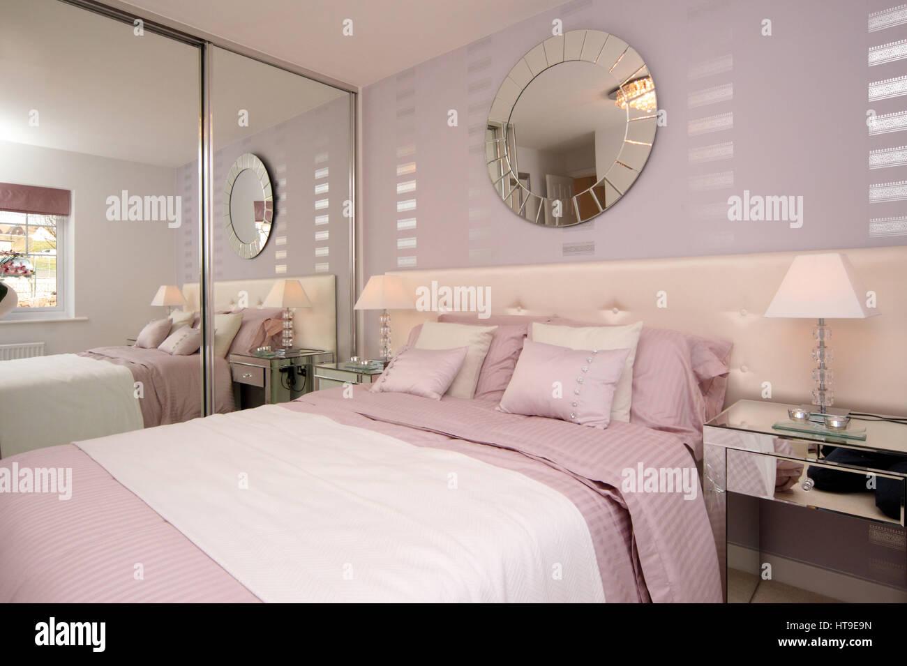 Chambre Rose Et Blanc | Deco Chambre Gris Rose Blanc Et Pale Fille ...