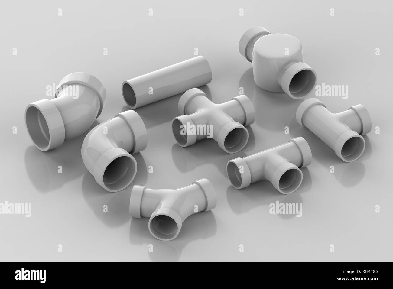 Pvc Joints Pvc Joints Photos Pvc Joints Images Alamy