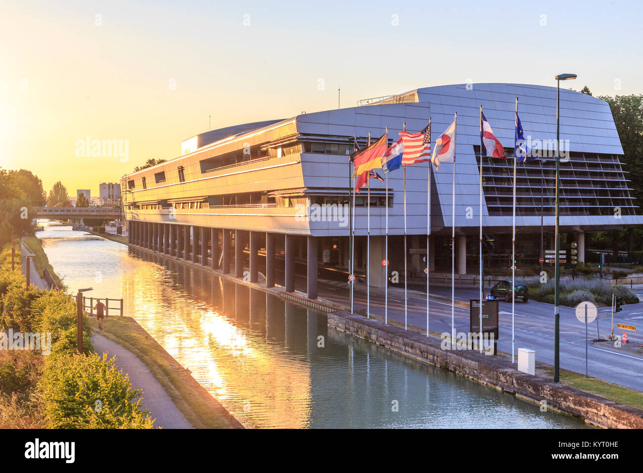 Architecte Aisne Claude Vasconi Photos And Claude Vasconi Images Alamy