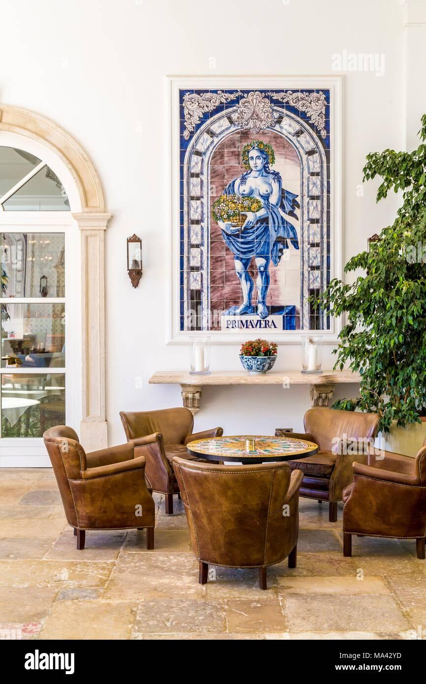 Salon De Jardin Malaga | Table De Jardin 8 Personnes Leroy Merlin
