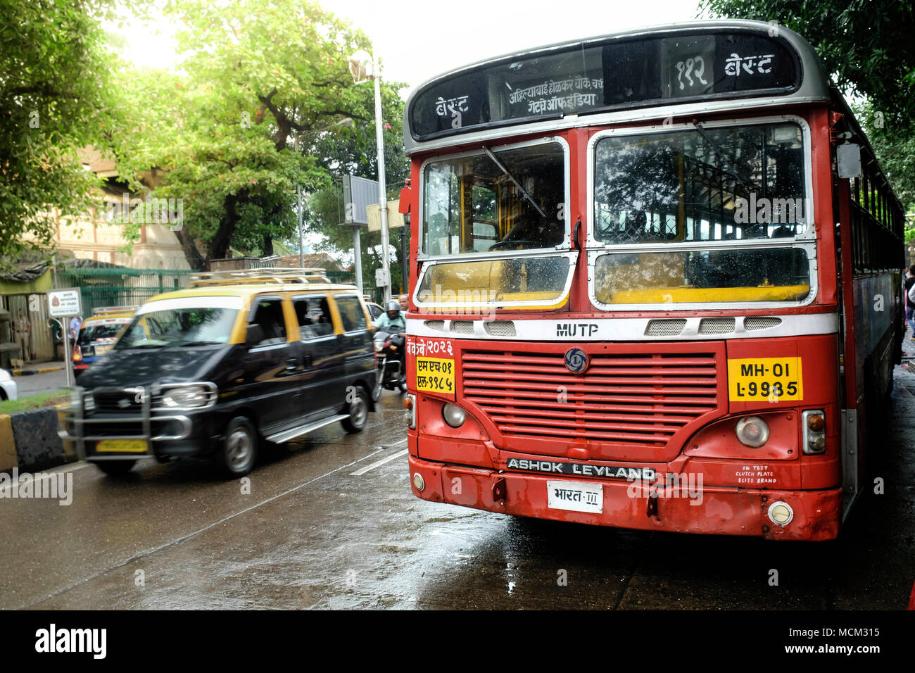 Peinture Leyland Bus Photos And Bus Images Alamy