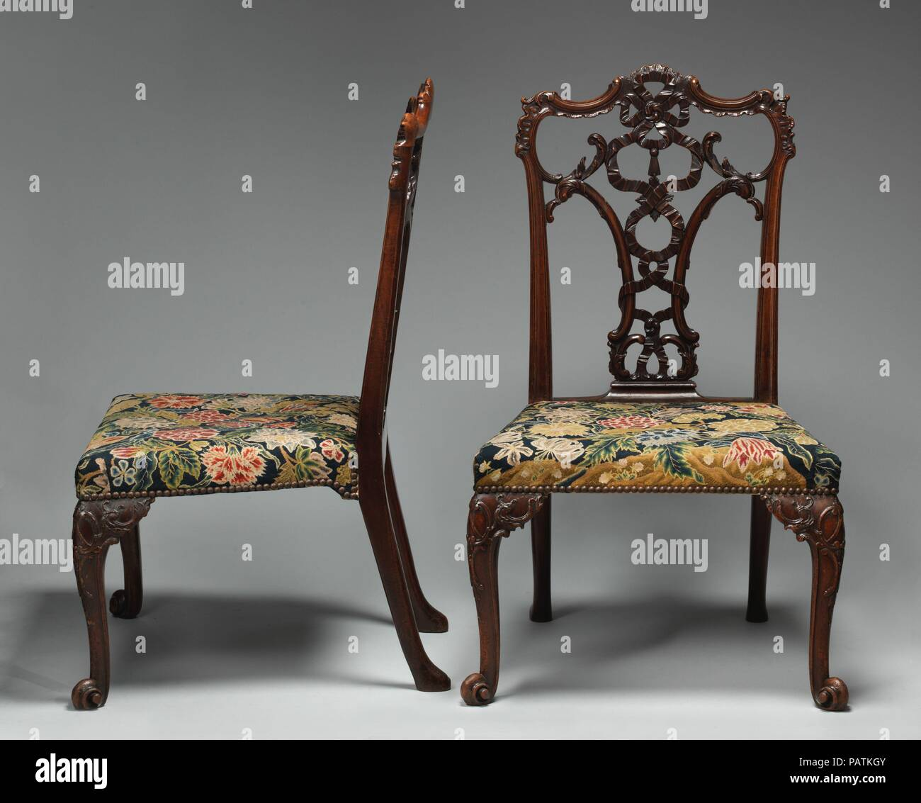 Fauteuils Chippendale Thomas Chippendale 1718 1779 After Photos Thomas Chippendale
