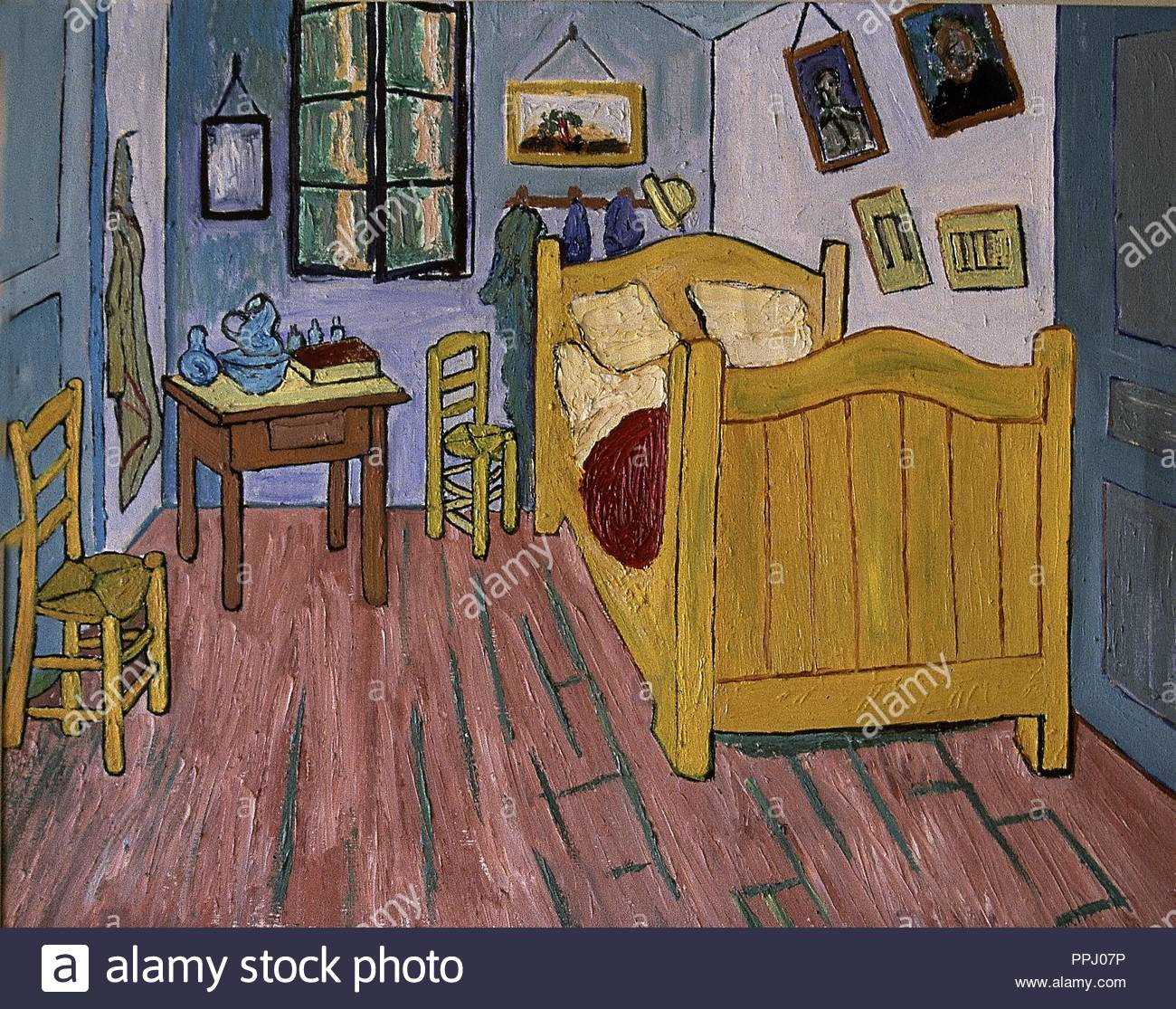 La Camera Da Letto Vincent Van Gogh Gogh The Bedroom At Arles Photos Gogh The Bedroom At Arles