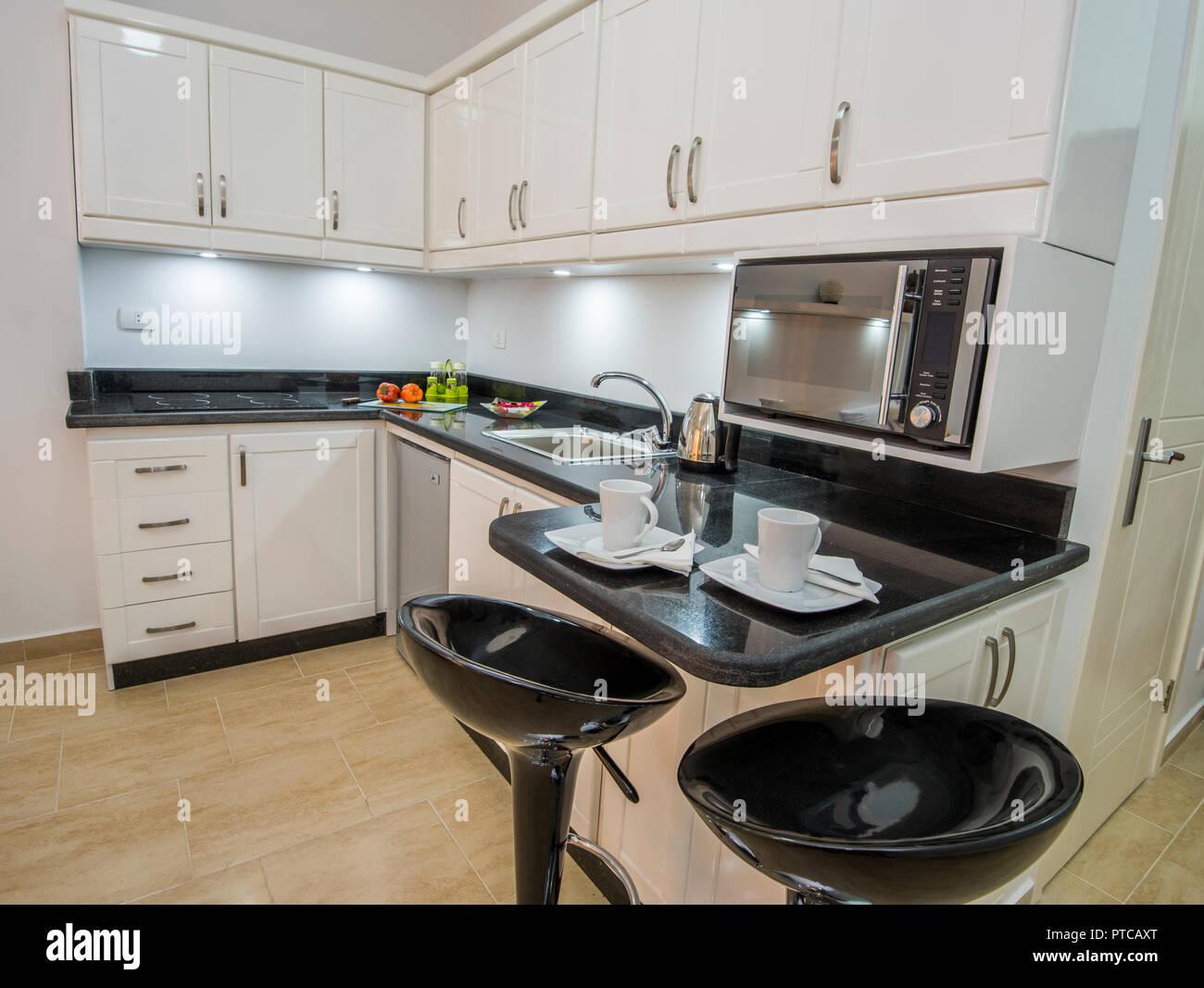 Decoration Interieur Cuisine Appartement | Rénovation Complète D Un ...
