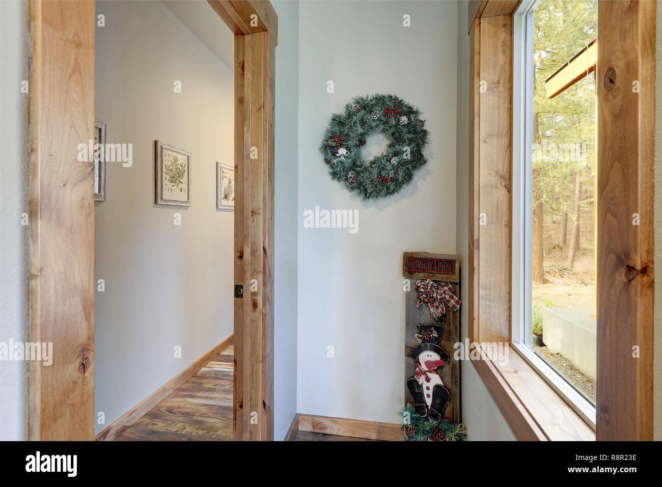 Decoration Interieur Noel Maison Americaine