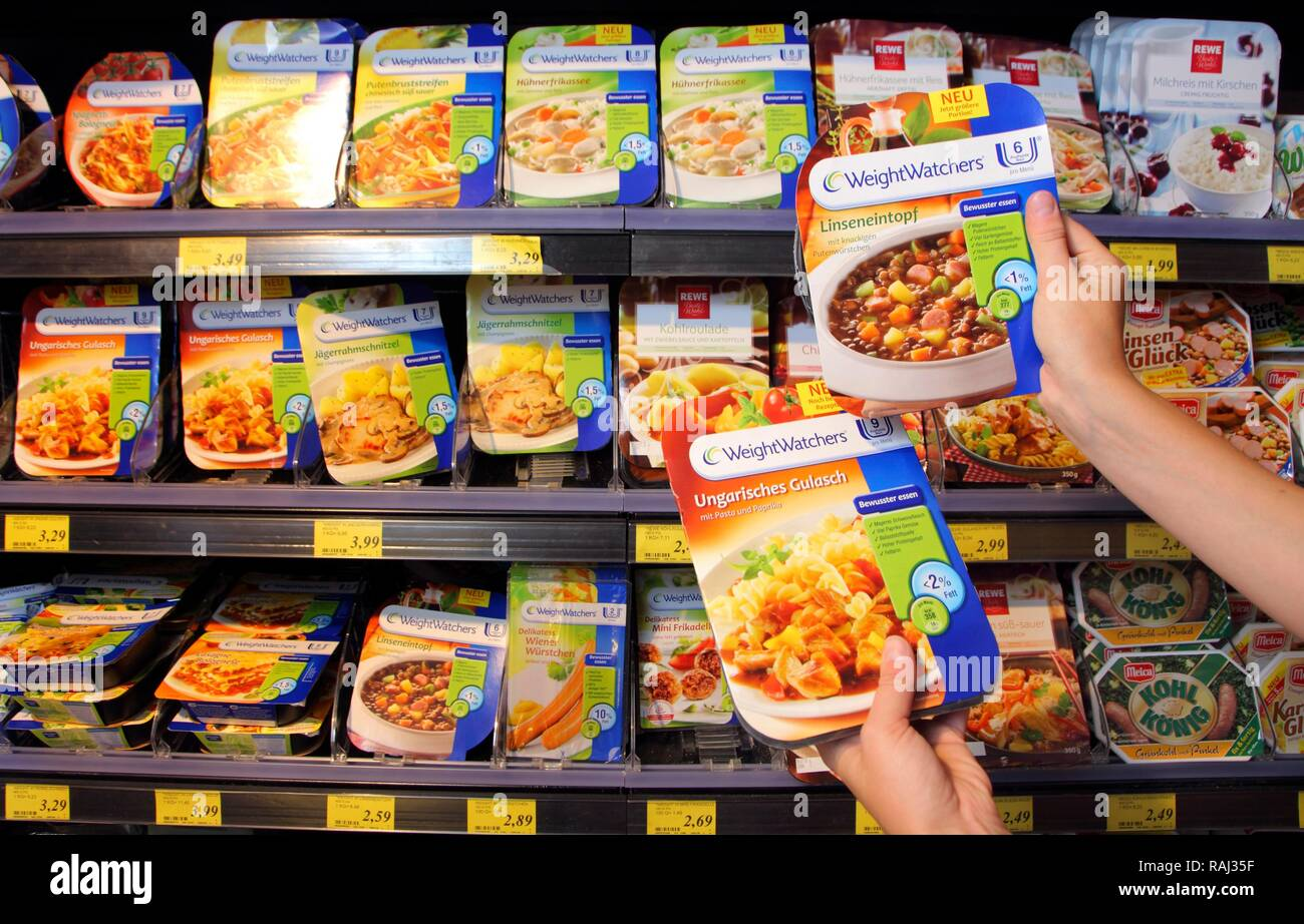 Plats Cuisinés Weight Watchers Prix Weight Watchers Photos Weight Watchers Images Alamy