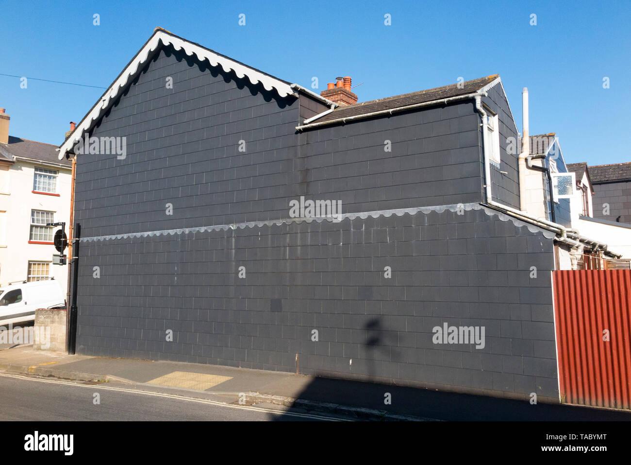 Bardage Ardoise Pignon Maison
