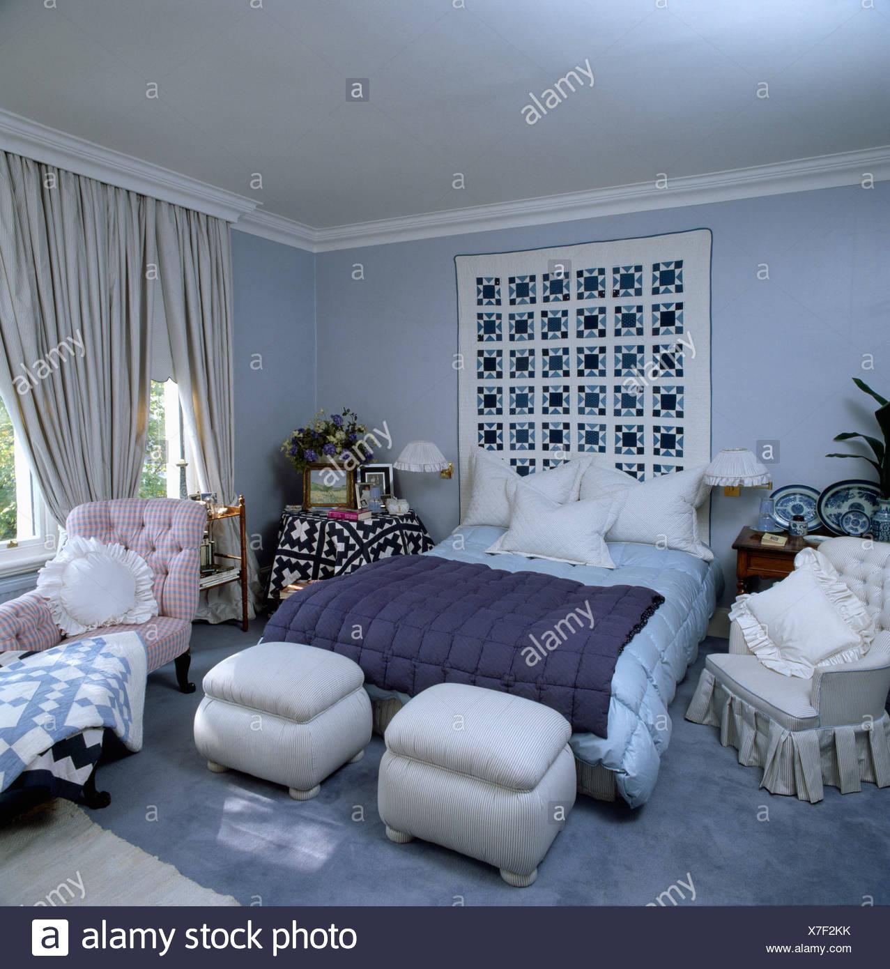La Chambre Bleue Fin | Quelle Couleur Pour Une Chambre D Adulte