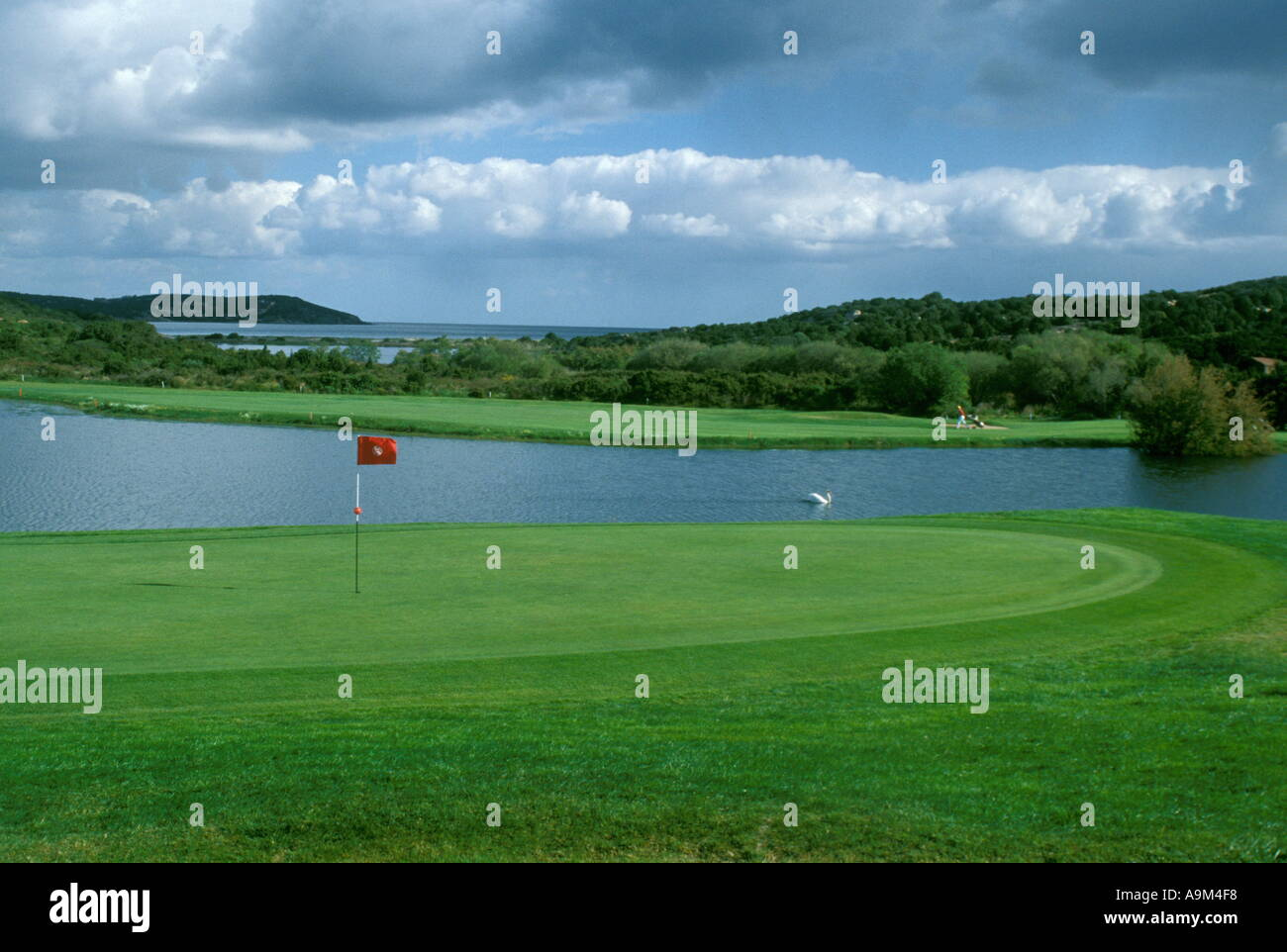 Campo Da Golf Sassari Pevero Golf Course Immagini Pevero Golf Course Fotos Stock Alamy