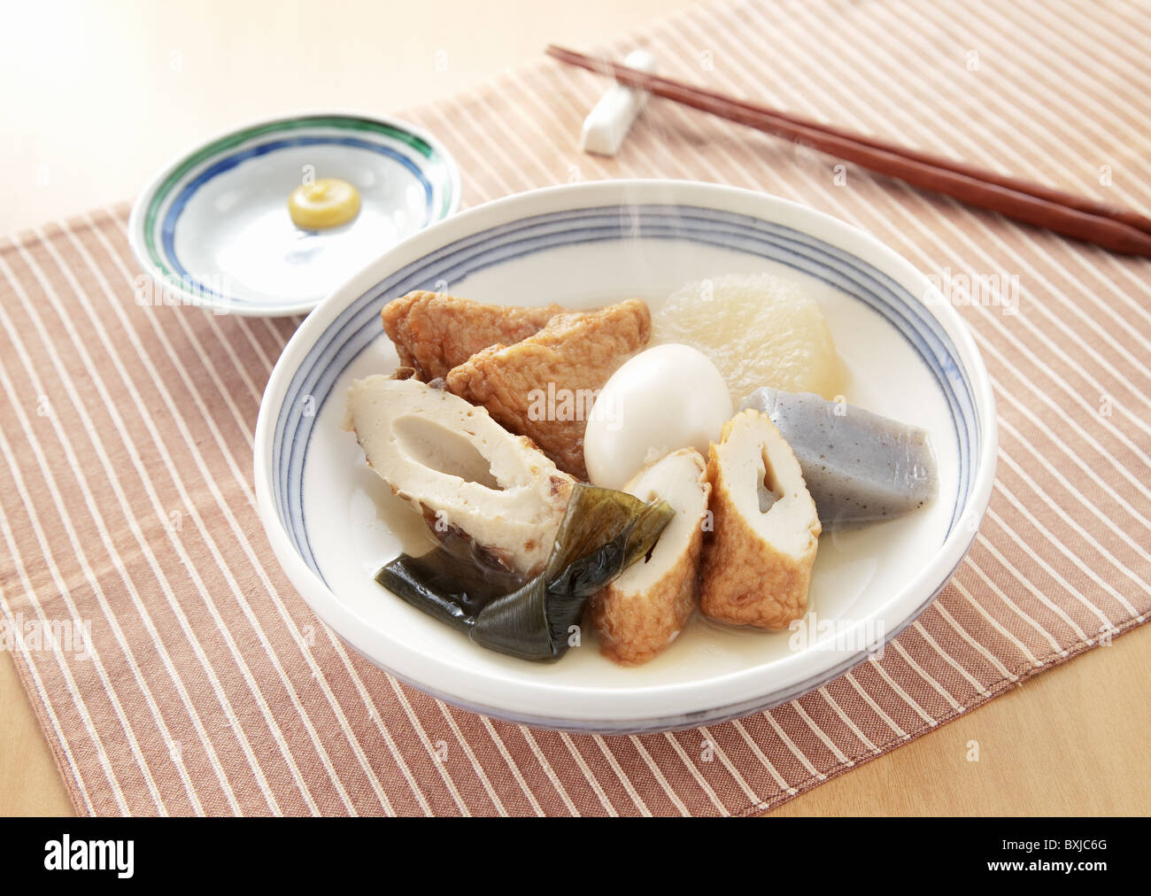 Cucina Giapponese Oden Oden Foto Immagine Stock 33596152 Alamy