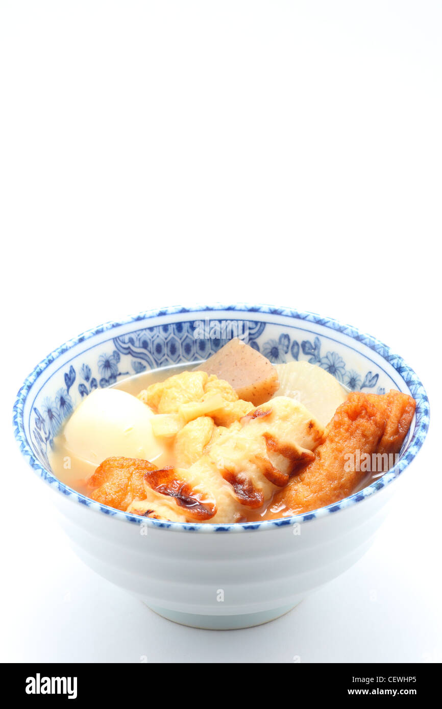 Cucina Giapponese Oden Oden Immagini Oden Fotos Stock Alamy