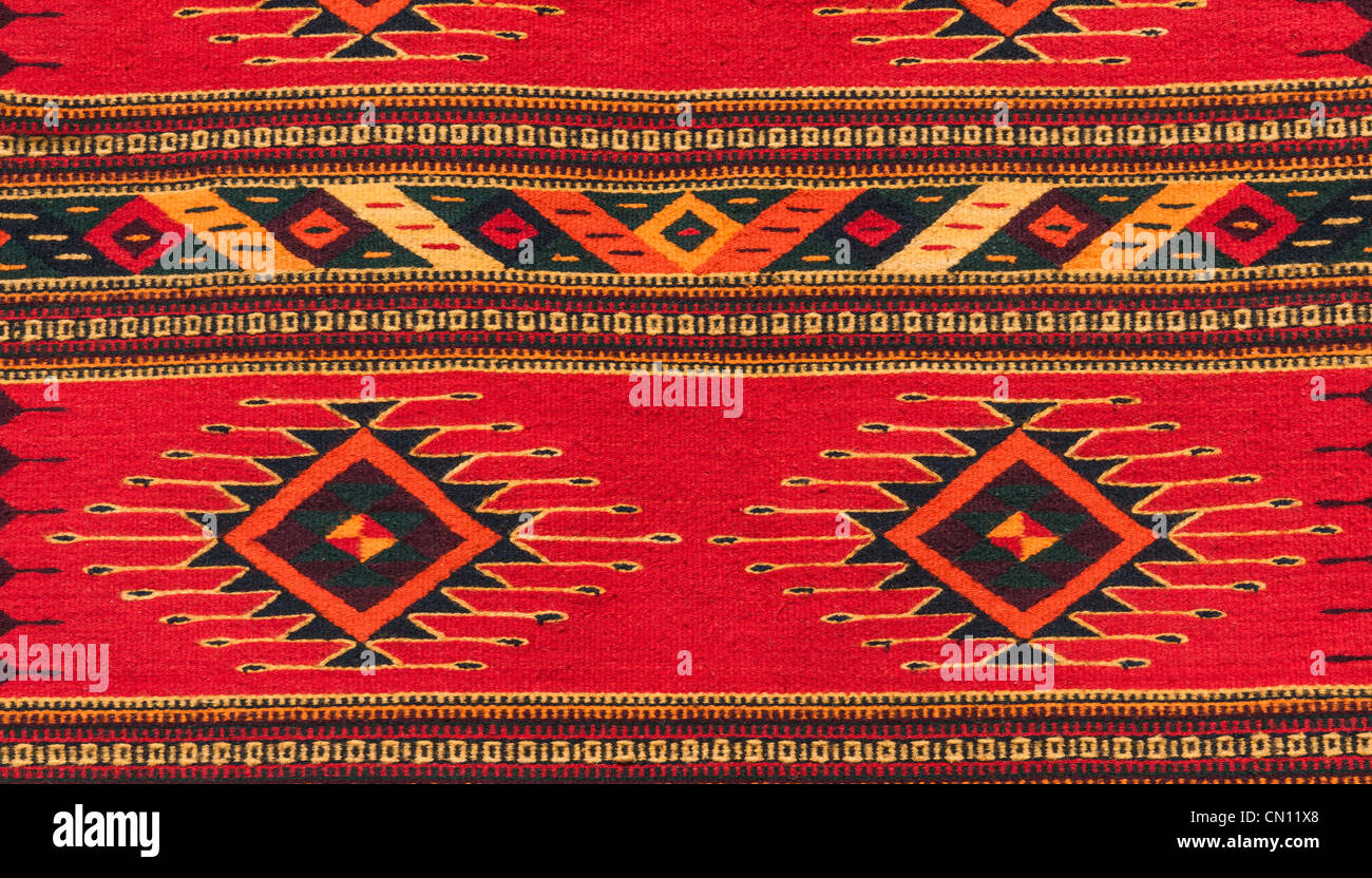 Tappeto Indiano Giallo Indian Carpet Immagini Indian Carpet Fotos Stock Alamy