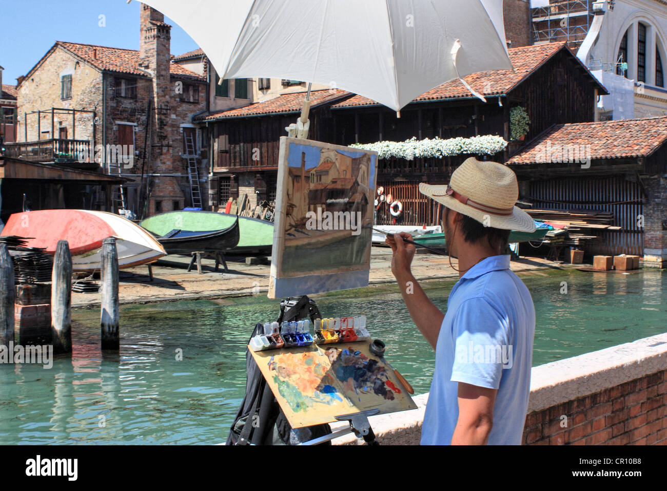 Significato Pittura En Plein Air Painting Lessons Immagini Painting Lessons Fotos Stock Alamy