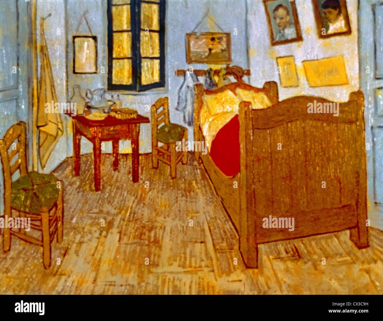 La Camera Da Letto Vincent Van Gogh