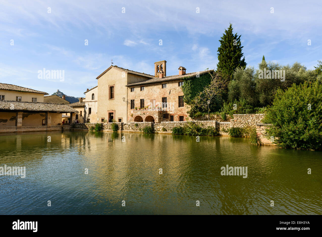 Bagno giovanni bagno vignoni piazza delle sorgente la piscina