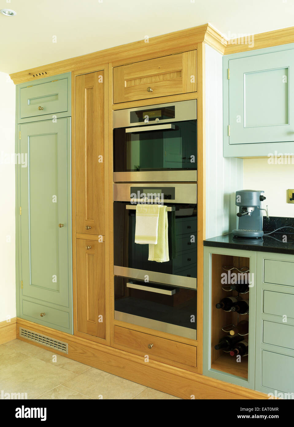 Cucina Country Chic Verde   Cucina Country Verde