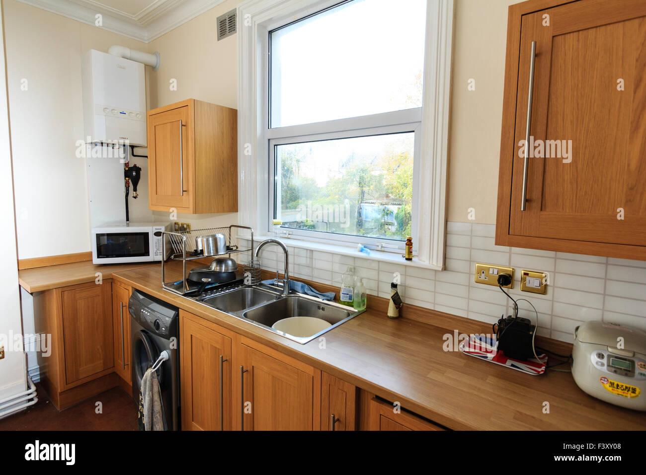 Top Cucina In Legno Grezzo : Piani cucina in legno lamellare elegante piano tavolo legno