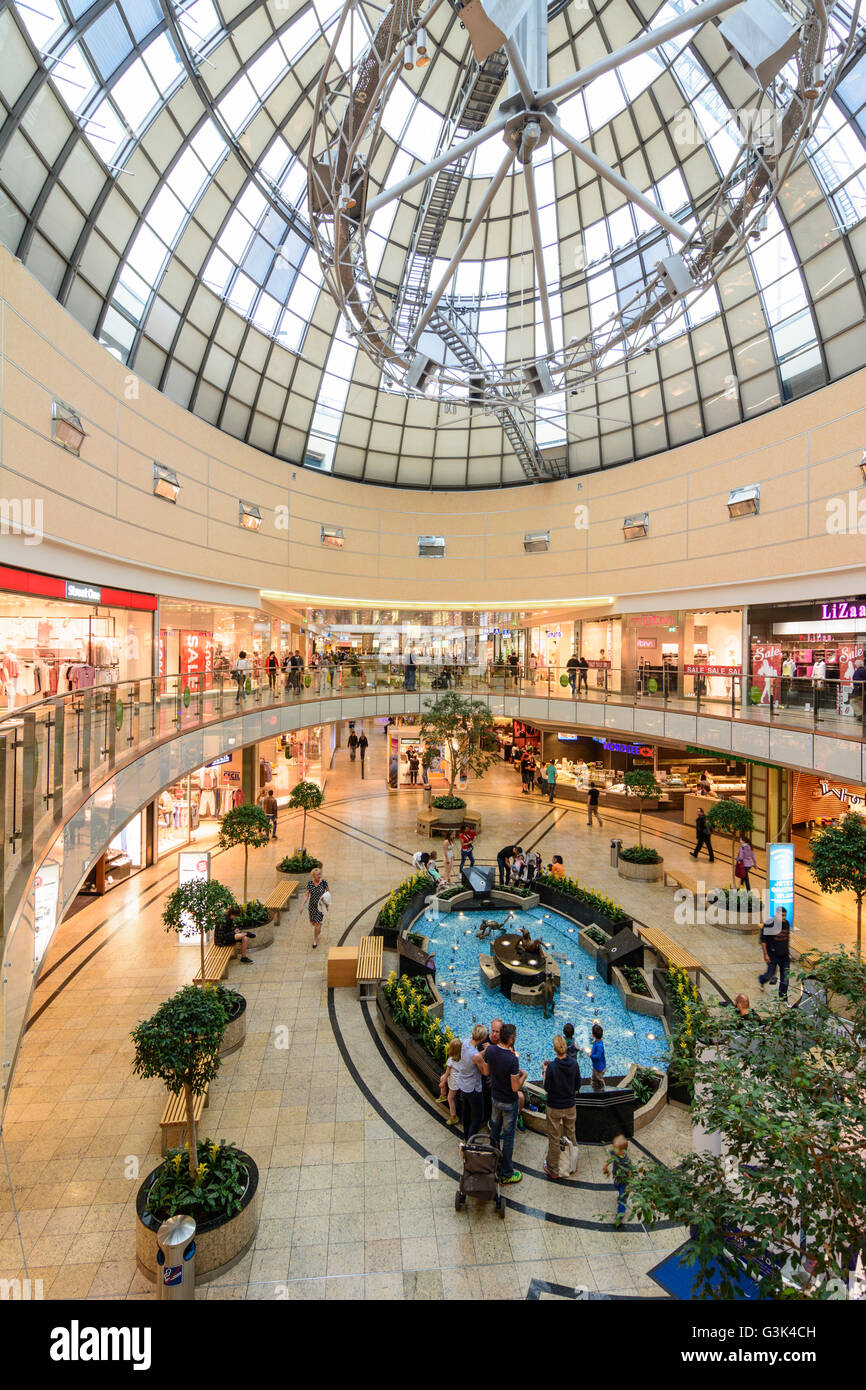 Augsburg Shopping Shopping Mall City Gallerie In Germania In Baviera Baviera